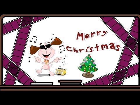 "Merry Christmas Rhymes - Стихи на тему ""Рождество"""