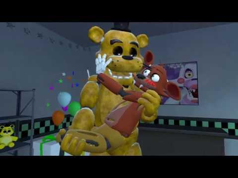 Fnaf 1 Golden Freddy