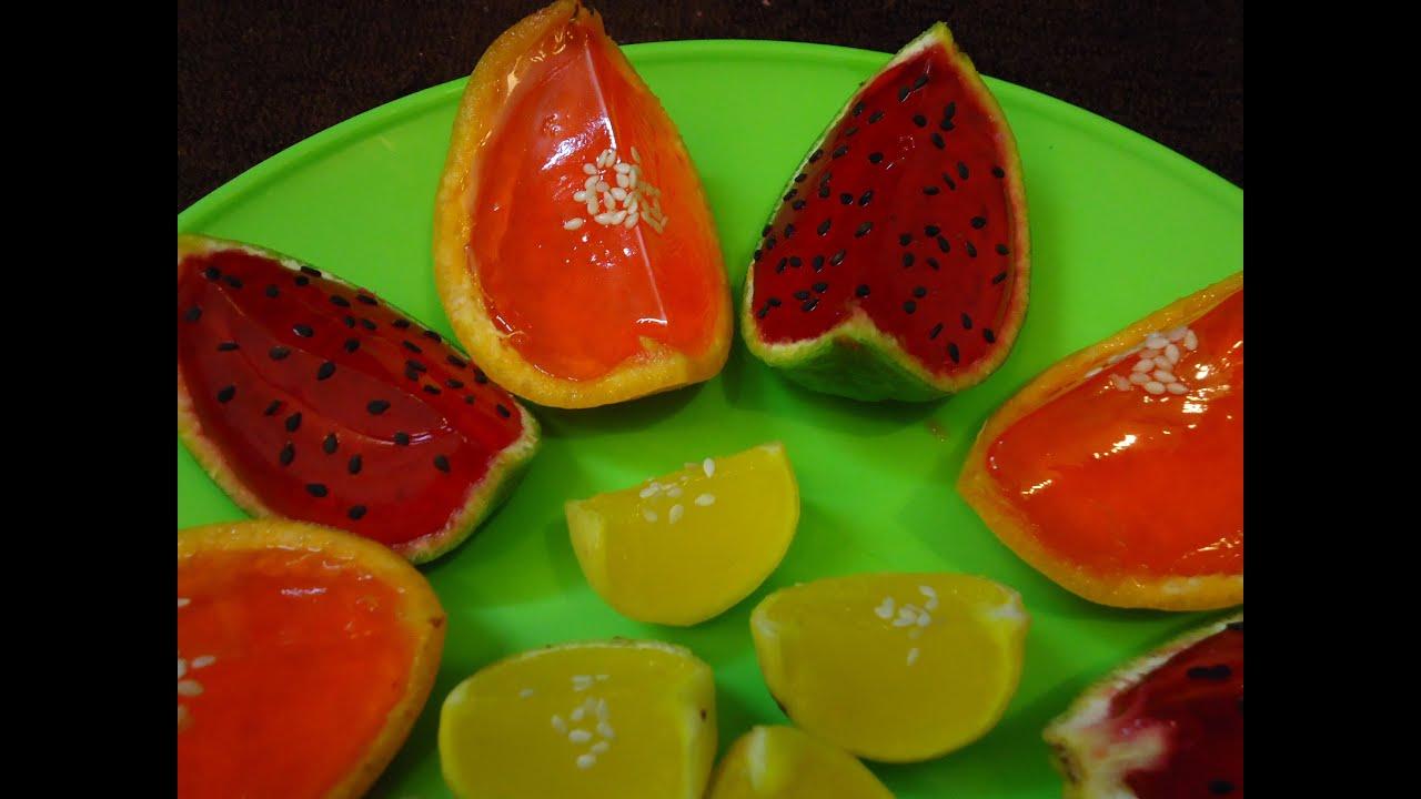 Jello Jello Watermelon Lemon Amp Oranges Jello Shot Agar