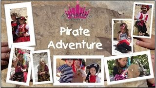 Pirate Adventure Video | Creative Princess