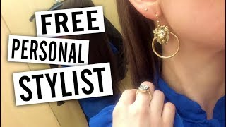 Free Personal Stylist and Jewelry from Rocksbox