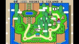 Super Mario World - Donut Plains 2 (Alternate Exit)