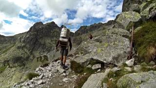 GoPro: High Tatras in Summer