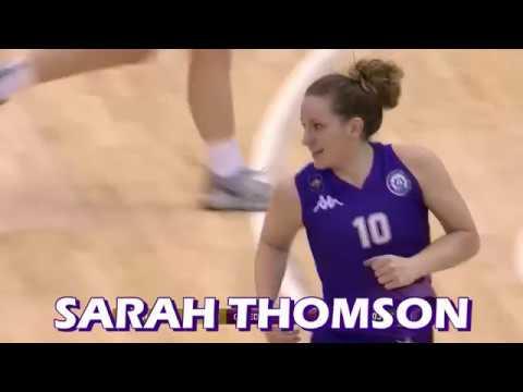 sarah thomson - a basketball perspective
