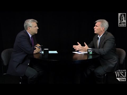 Kevin McCarthy, the House of Representatives majority leader, on California and the nation