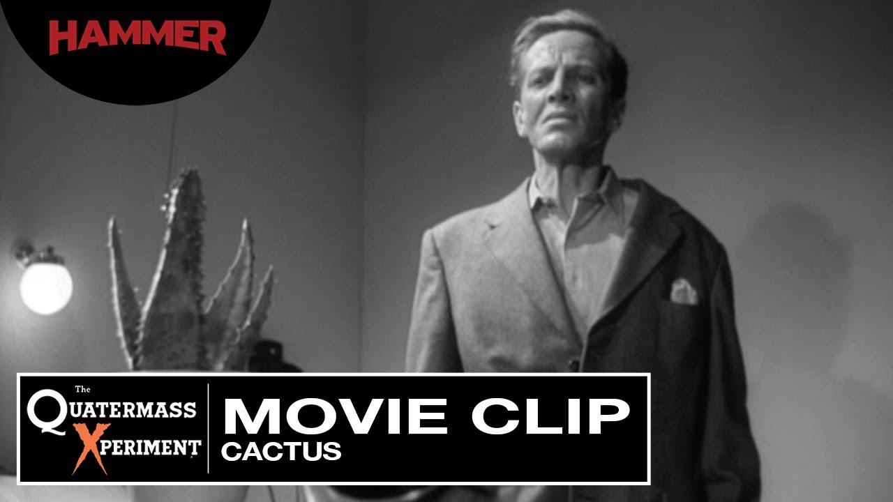The Quatermass Xperiment / Cactus (Official Clip)