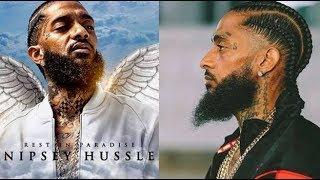 Man Claim He Shot & K*lled Nipsey Hussle Girl Said He Was Assassinated..DA PRODUCT DVD