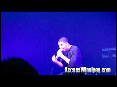 Drake - Lust For Life (Live in Winnipeg) - AccessWinnipeg.com