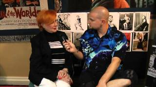 Interview with Ann Robinson