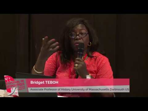 Bamenda : City of culture hope and despair in Cameroon, Africa - Speaker : Bridget Teboh