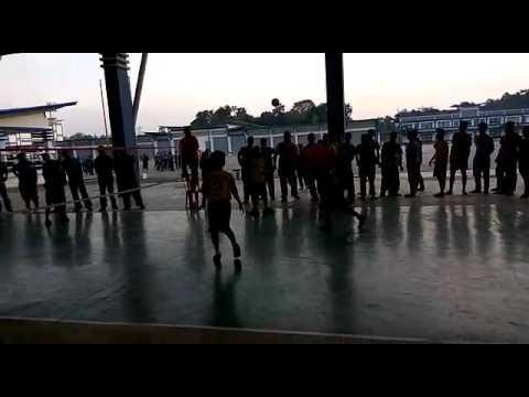 Sepak Takraw Sk Wakaf Tapai Final