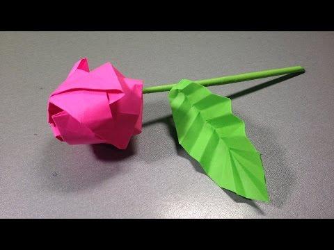 Оригами цветы. Оригами цветы из бумаги видео схема. Origami flowers. Origami flowers scheme video.