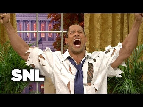 Thumbnail: The Rock Obama: Health Care Gridlock - Saturday Night Live