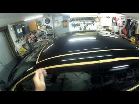 Полировка автомобиля чёрного цвета -  подробно о всех особенностях и секретах. ч 1.