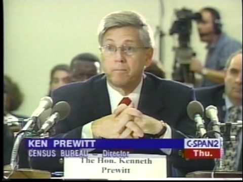 Census 2000 Oversight Hearing