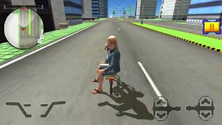 BMX Taxi Stunts Racer - Download Free Android Mobile Game