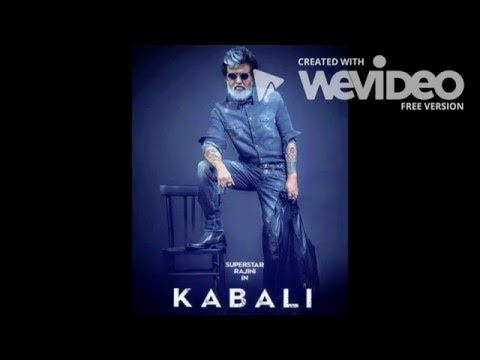 Kabali Theme music | BGM |  Ringtone | Without Dialogues