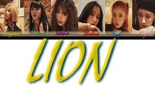 (G)I-DLE (아이들) – LION (Color Coded Lyrics HAN/ROM/ENG)