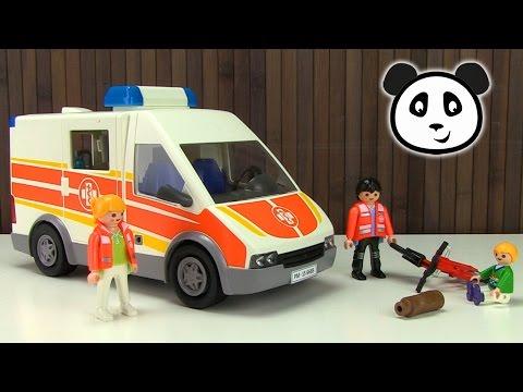 So ar con ambulancia significado de los sue os inte - Playmobil samu ...