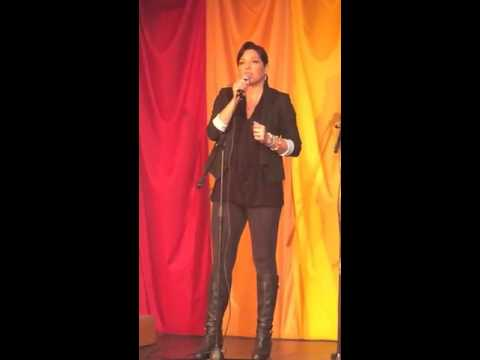 "Sara Ramirez Performs ""Roller Coaster"" at SF NCLR (11/2/2015)"