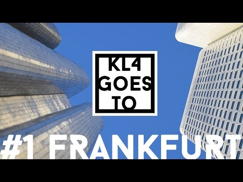 #1 Frankfurt // WE FAIL TO TRAVEL TO INDONESIA