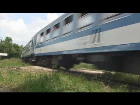 Trenul ''Szekely Gyors'' la Oradea - 21.05.2010