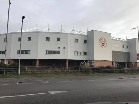 Blackpool Vs Rotherham United - Match Day Experience