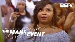 Keyshia Is On A Mission To Laugh Straight To The Bank With Ka'Oir | The Mane Event