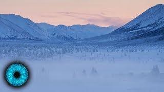 Der kälteste Ort der Welt: minus 98,6 Grad Celsius kalt! - Clixoom Science & Fiction