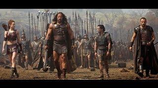 Hercules Official Trailer 2 2014 HD UK - Dwayne Johnson Movie