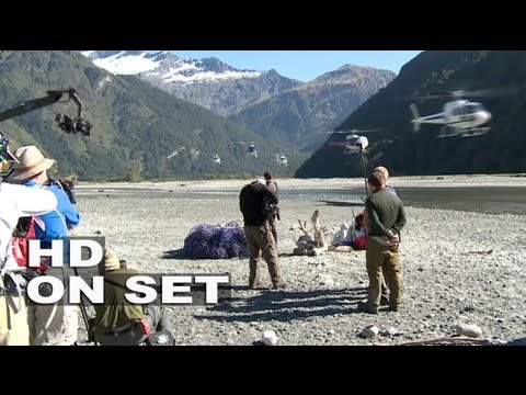 Get Out Alive with Bear Grylls: Behind the Scenes Footage