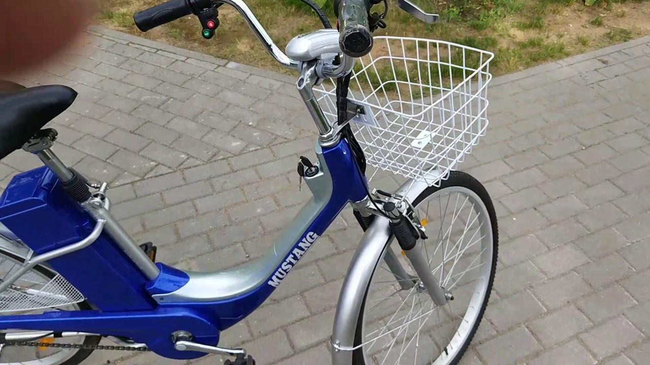 Электровелосипеды наборы - YouTube