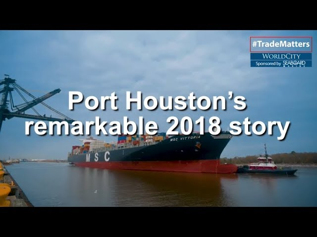 New data reveals remarkable oil story at Port Houston last year