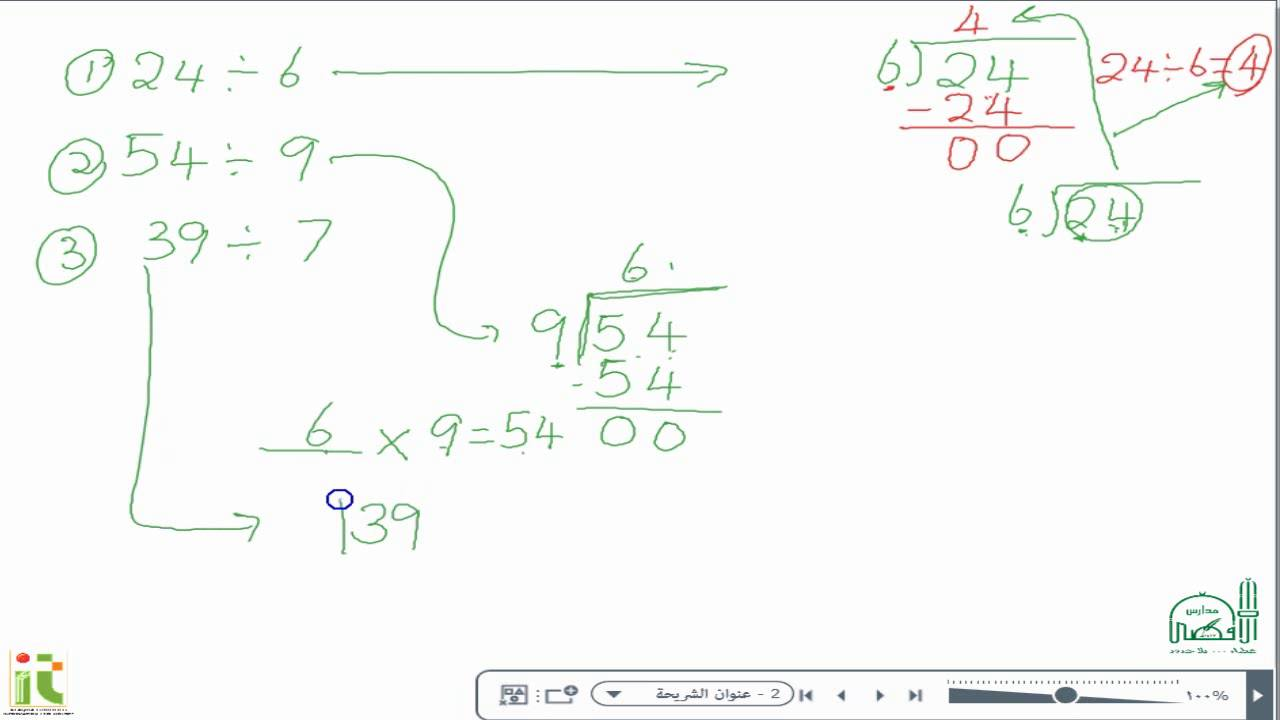 Grade4 math Long division YouTube – Maths Division Worksheets for Grade 4
