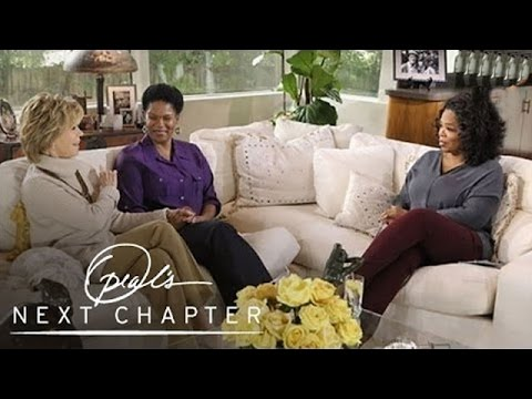 Mary Williams was Invited to Live with Jane Fonda | Oprah's Next Chapter | Oprah Winfrey Network