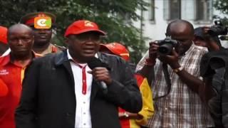 Uhuru aongoza kampeni za Jubilee kaunti ya Nakuru
