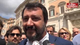 """Migranti, Salvini: """"Smentito da Copasir su dossier? Non chiedo scusa"""""""