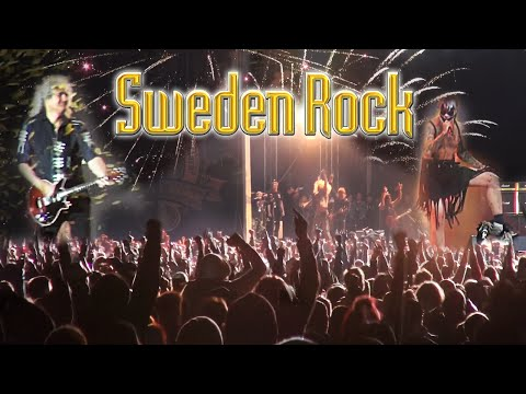 SWEDEN ROCK FESTIVAL 2016 COMPILATION