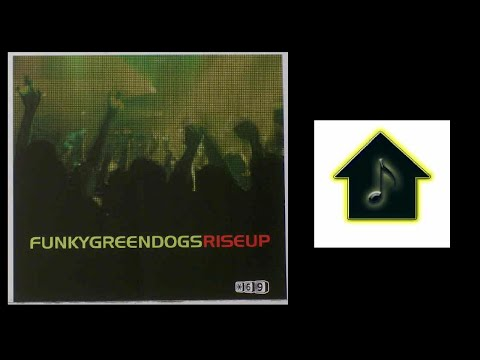 Funky Green Dogs  Rise Up Peter Rauhofer Universal Club Mix
