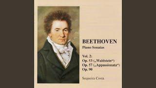 """Sonata No. 21 in C, Op. 53 - """"Waldstein: III. Rondo - Allegretto moderato - Prestissimo"""