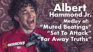 "Albert Hammond Jr. ""Muted Beatings/Set to Attack/Far Away Truths"" [LIVE Acoustic Performance] 
