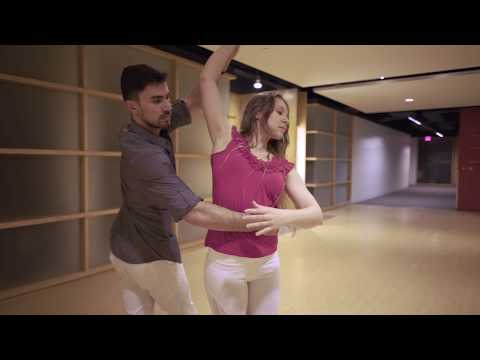 Bad Bunny - Amorfoda (Anth & Conor Maynard English Cover) // Igor and Alyona dancing Zouk