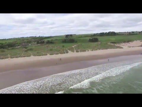 Lunan Bay - Angus Scotland