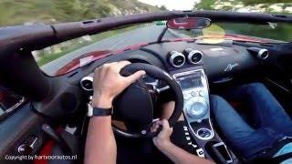 POV Drive: Koenigsegg Agera R [1400 HP]