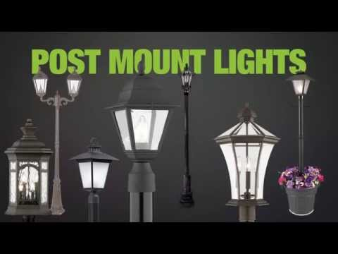 Post Lights: A Buyer's Guide