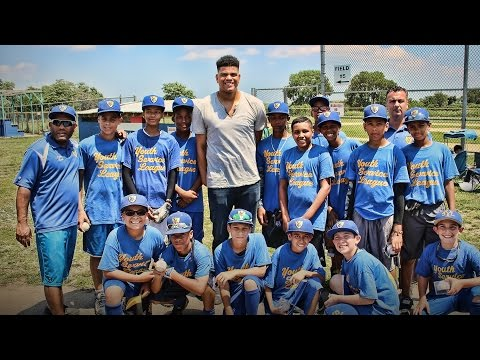 The Hook Up: Dellin Betances Returns to the Youth Service League