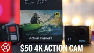 Eken H9r Ultra HD 4k Action Camera Review
