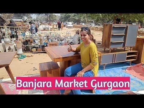 Banjara Market Gurgaon |Place For  Home decors | thatsSuperGarima