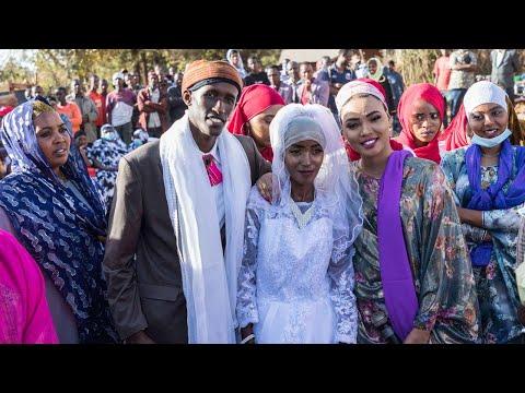 SAKINA VYBZ'S performance at Wario & Guye's wedding, Mata Arba, 2021.