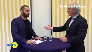 In gesprek met Pieter Broertjes, burgemeester van Hilversum 01-11-2017